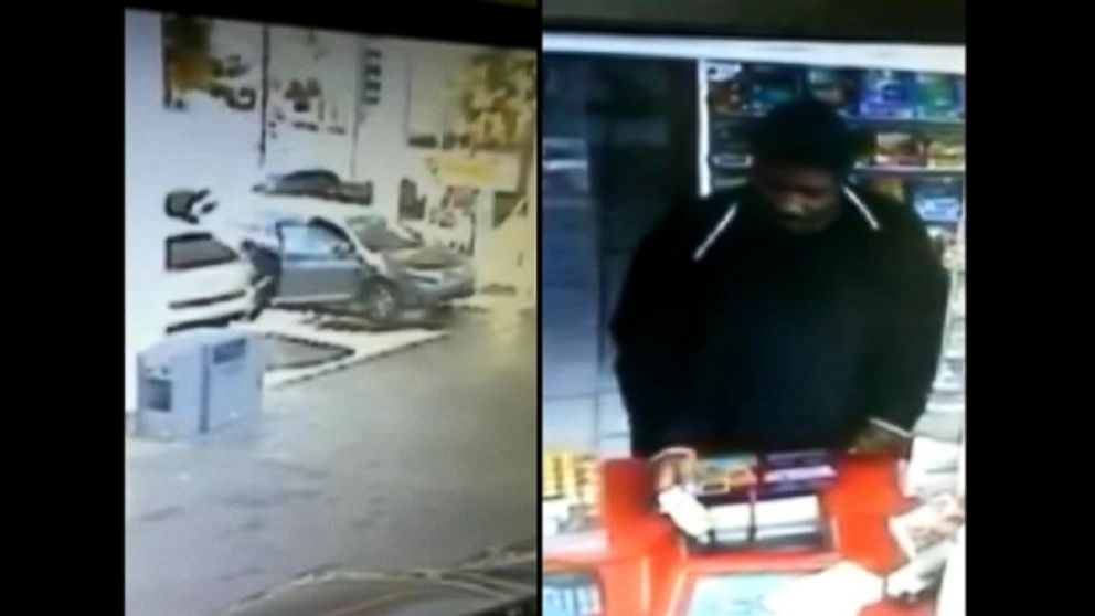 Houston cops release video of a man suspected of stealing a womans purse at a gas station.