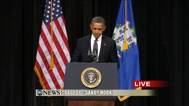 Obama's Newtown speech - full text