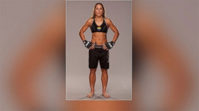 VIDEO: Liz Carmouche. Marine and UFC Trailblazer