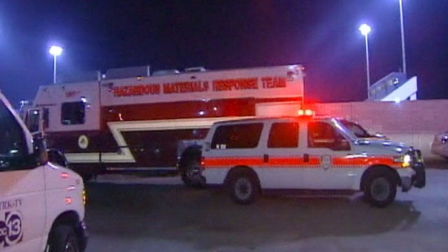 PHOTO: Mystery Illness Hits Dozens at H.S. Football Game
