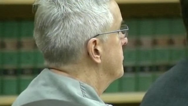 PHOTO: Steven Powell is seen in court, June 15, 2012.