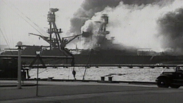 VIDEO: Pearl Harbor Attack