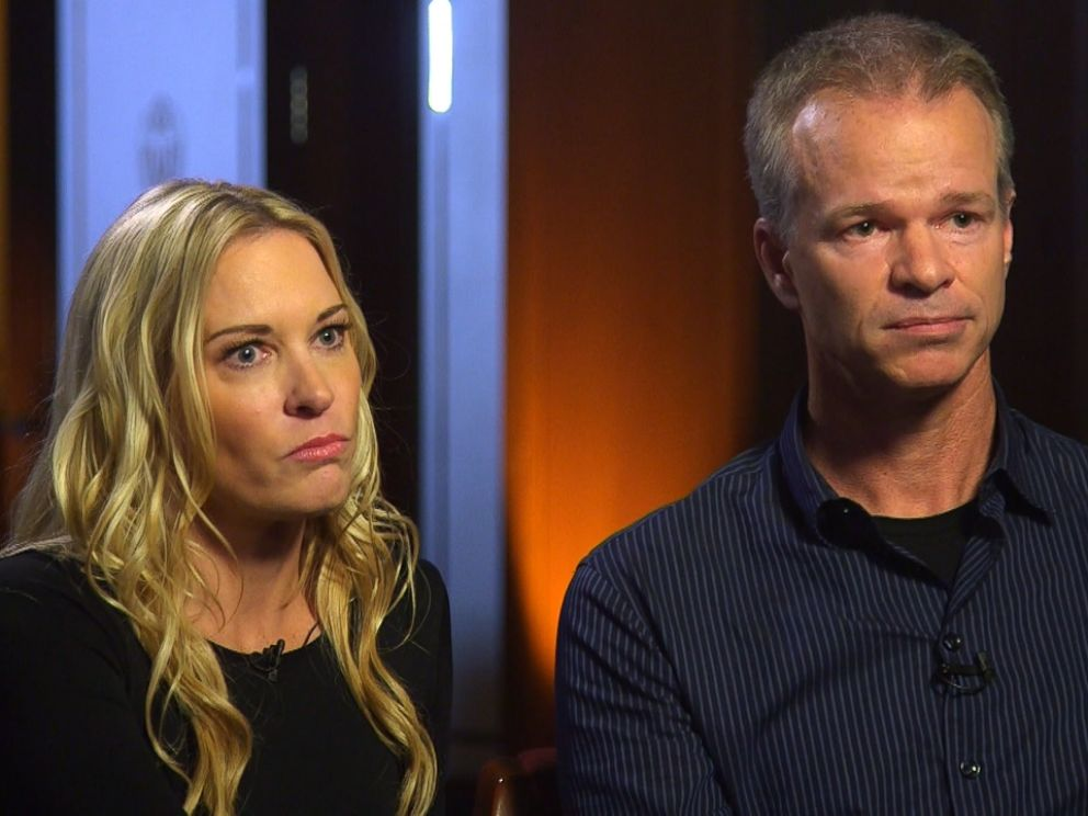 Suzy Favor Hamilton and her husband Mark Hamilton sat down for an interview with ABC News 20/20.