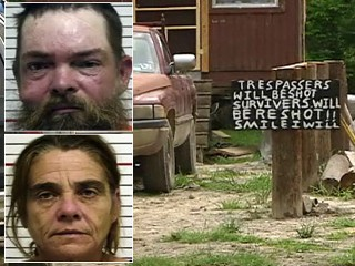 Texas couple opened fire on alleged tresspassers
