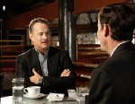 PHOTO: Tom Hanks and Bob Woodruff