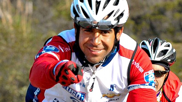 Army Vet Amputee Inspires Others Through Cycling