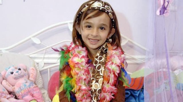 PHOTO: Jazz, whose last name is being kept private by her parents, is transgender and shown here at age 6.