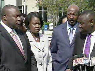 Trayvon's Parents Protest Release of School Records