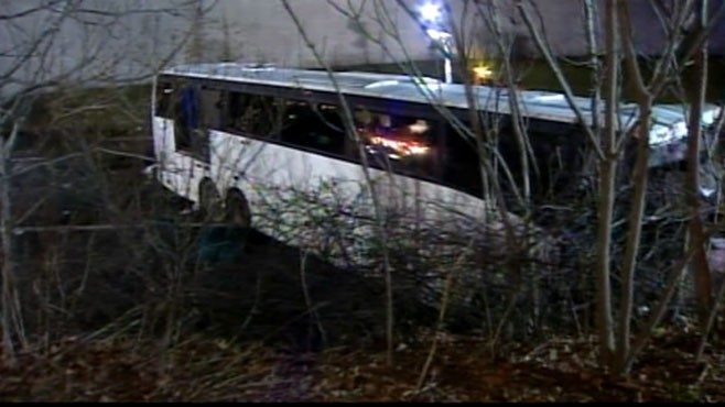 VIDEO: New Jersey Bus Crash
