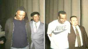 VIDEO: New Jersey police arrest two men for the 1978 murder of five teenagers.