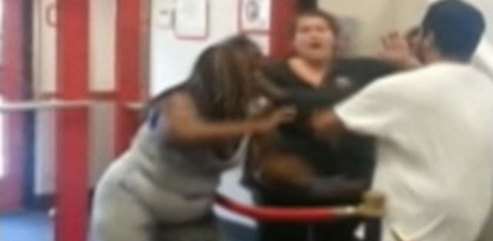 PHOTO: Chuck E Cheese brawl