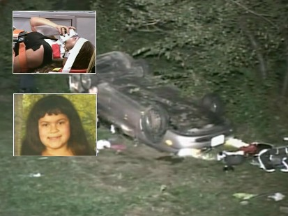 Video: N.Y. woman accused of DUI kills child in accident.