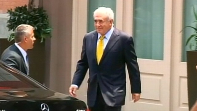 VIDEO: Former IMF chief's lawyers say he will not accept deal in sexual assault case.