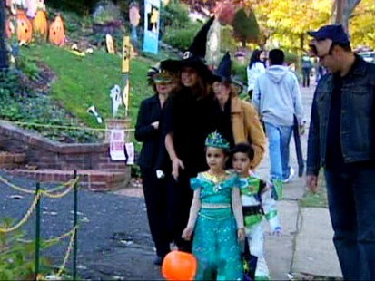 Video: Should adults trick or treat?