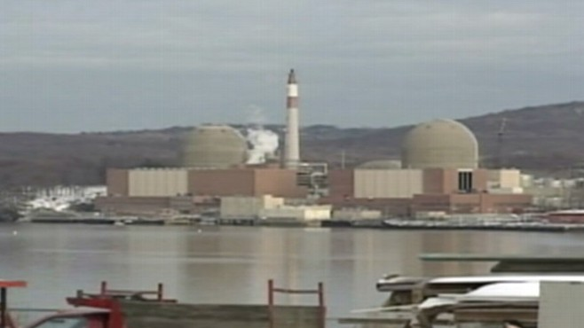 VIDEO: N.Y. Governor Andrew Cuomo orders examination of Indian Point power plant.