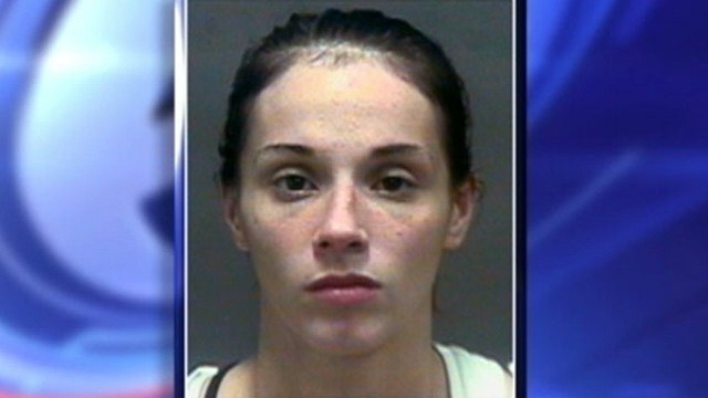 PHOTO: Kellie Park mugshot