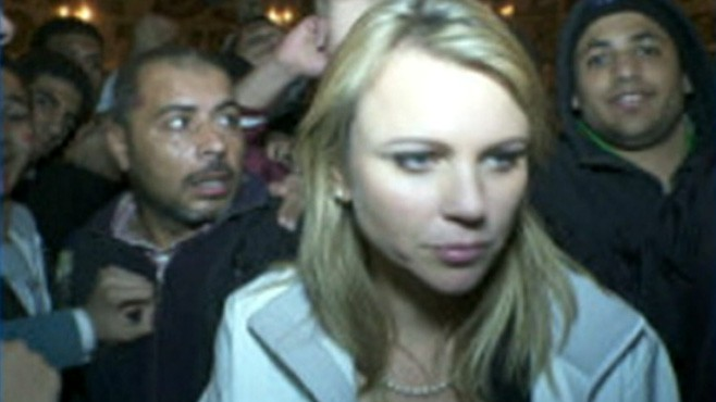 VIDEO: Correspondent is hospitalized after being sexually abused by crowd in Cairo.