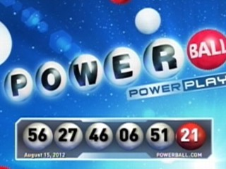 Watch: Powerball Drawing