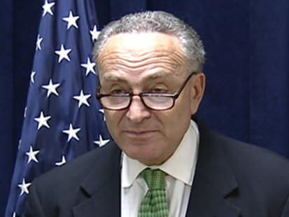VIDEO: Sen. Charles Schumer proposes legislation limiting sex offender employment.