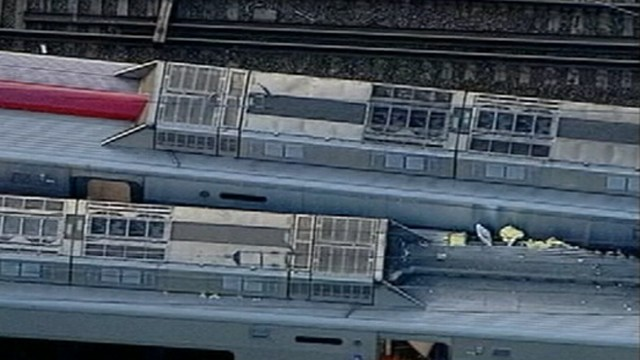 Video: 60 Injured in Connecticut Train Collision
