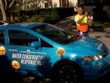 Watch a Water Cop on Patrol for Wasters in Southern California