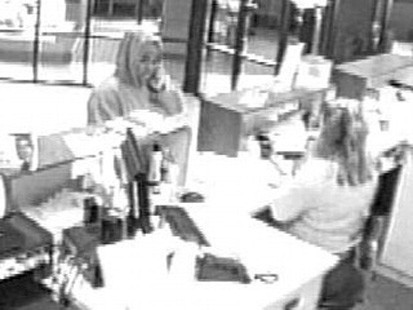 VIDEO: Ohio police are looking for two girls suspected of robbing a bank.