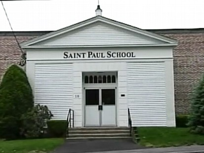 VIDEO: A boy is denied Catholic school admission because of his parents are lesbian.