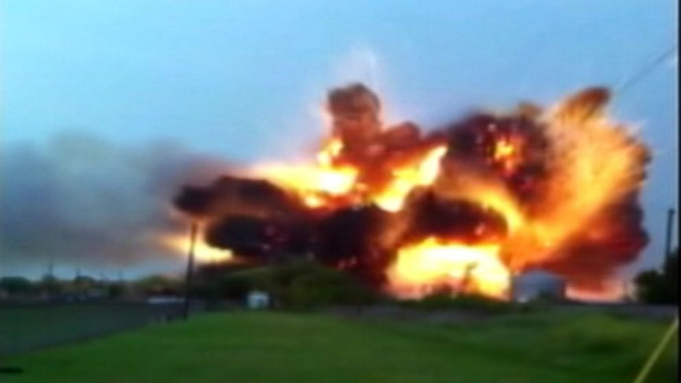 VIDEO: The cause of the fire at the fertilizer plant in West, Tex., is still unknown.