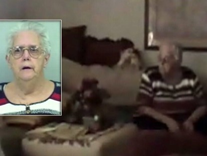 Video: Florida grandmother arrested in money scam.