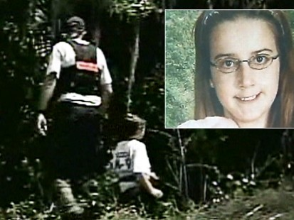 Video: Florida police search for Nadia Bloom.