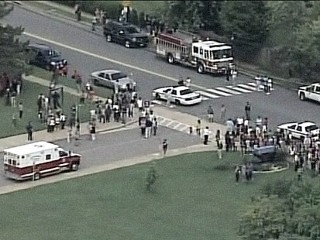 Student Critically Wounded on First Day of School