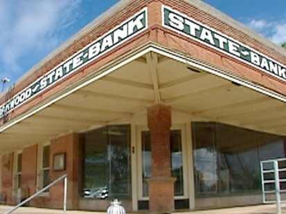 VIDEO: Smallest Bank in America a Fine Relic