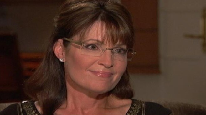 VIDEO: Much talk was made of Sarah Palin's comments about a presidential run.