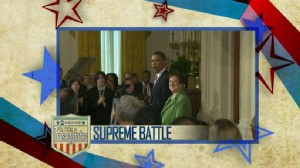 VIDEO:Tough Talk for Elena Kagan