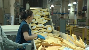 VIDEO: Latest numbers show the Postal Service drowning in red ink, despite busy season.