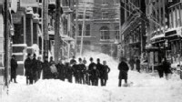 VIDEO: Jim Murphy, author of Blizzard!, on how NYC braved the 19th century storm.