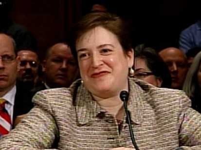 VIDEO: Solicitor General Elena Kagan becomes the President Obamas second nominee.