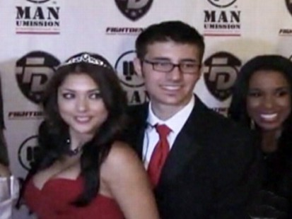 VIDEO: An 18-year-old in Colorado gets a one-night date with a Maxim model.