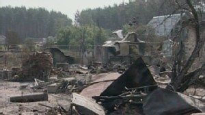VIDEO: A summer of heat and drought fuel fires that have killed at least 40 people in Russia.
