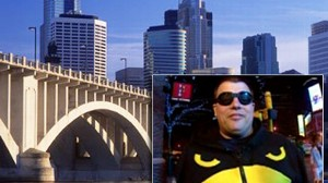 VIDEO: Superheroes fight crime in Minneapolis.