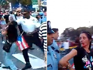 Union Defends Cop Who Punched Woman