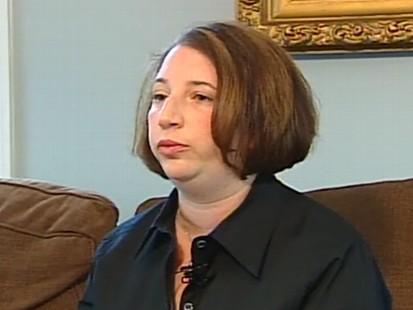 VIDEO: Pamela Fink says she was fired after testing positive for breast cancer gene.