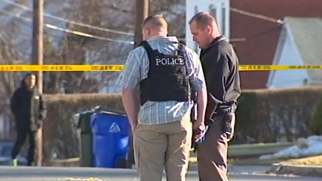 PHOTO West Hartford Police are investigating a shooting incident where a call for help was placed more than an hour before a man was left with critical injuries.