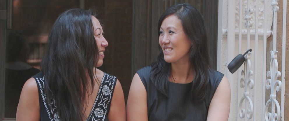 Debbie Yi (right) decided to become a doctor after her sister Christine Yi (left) was in a horrific subway accident.