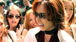 PHOTO X-Japans Yoshiki has been called the Bono of Japan.