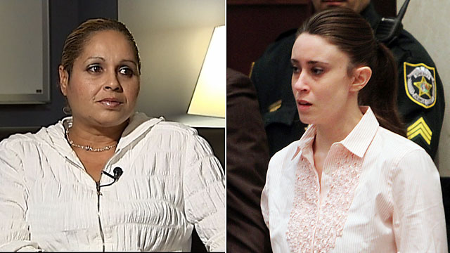 PHOTO: Zanaida Fernandez-Gonzalez is suing Casey Anthony for defamation after Case