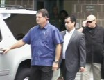 PHOTO: George Zimmerman leaves a jail in Florida on July 6, 2012.