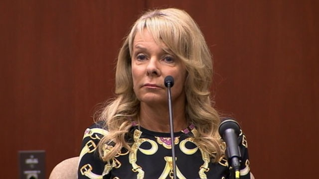 VIDEO: Jane Surdyka heard a boy's voice yelling for help on the night Trayvon Martin was shot.
