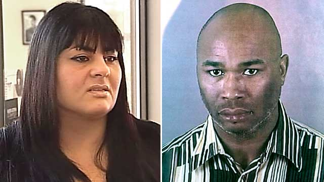 PHOTO: Zina Haughton, 42, left, was allegedly killed by her estranged husband, Radcliffe Haughton, in a Wisconsin spa, Oct. 21, 2012.