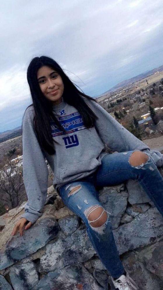 PHOTO: 12-year-old Alyssa Alcaraz.